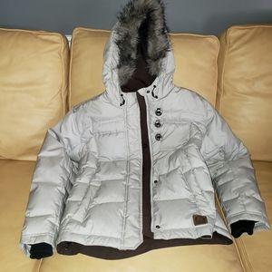 Sorel womens hooded jacket